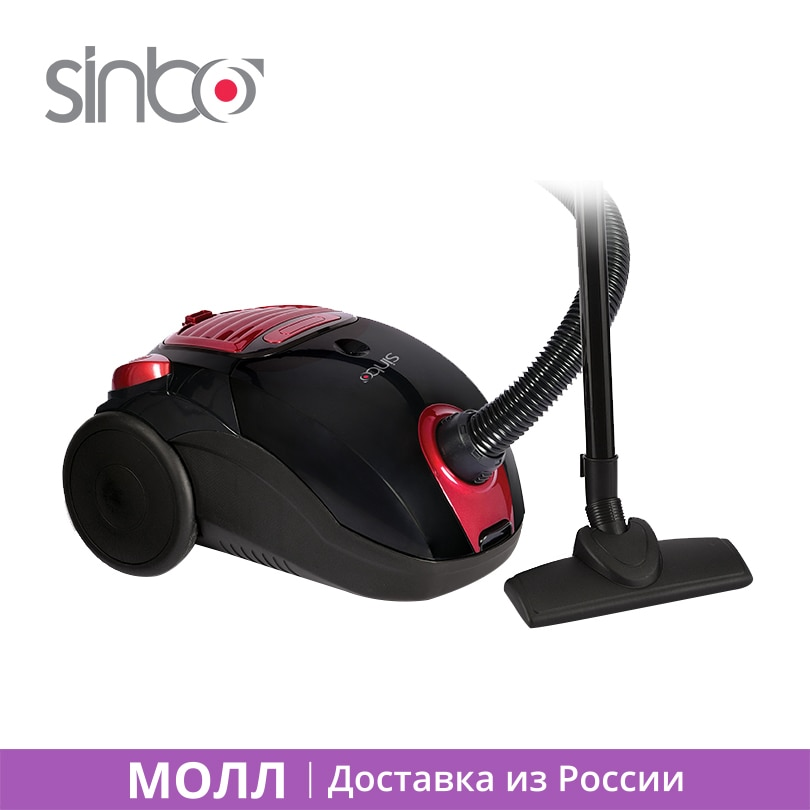 Sinbo SVC 3477 Vacuum Cleaner Dry Type 1500W Good Helper for Housework Family Cleaning tool cyclone filter bagless dust collect