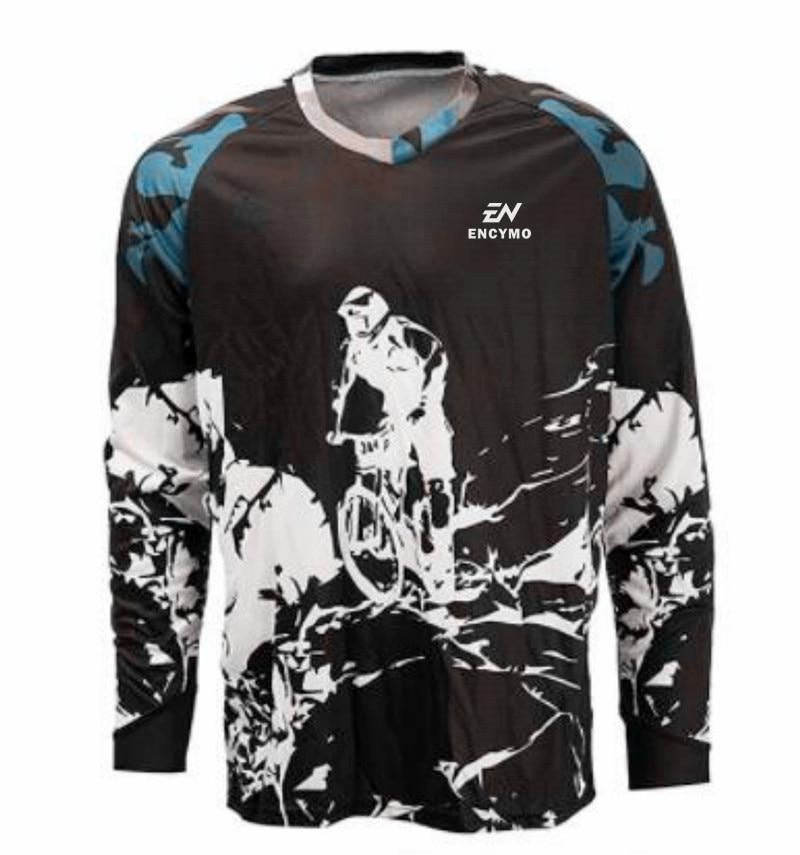 jérsei mtb camisa de ciclismo dos homens 2021