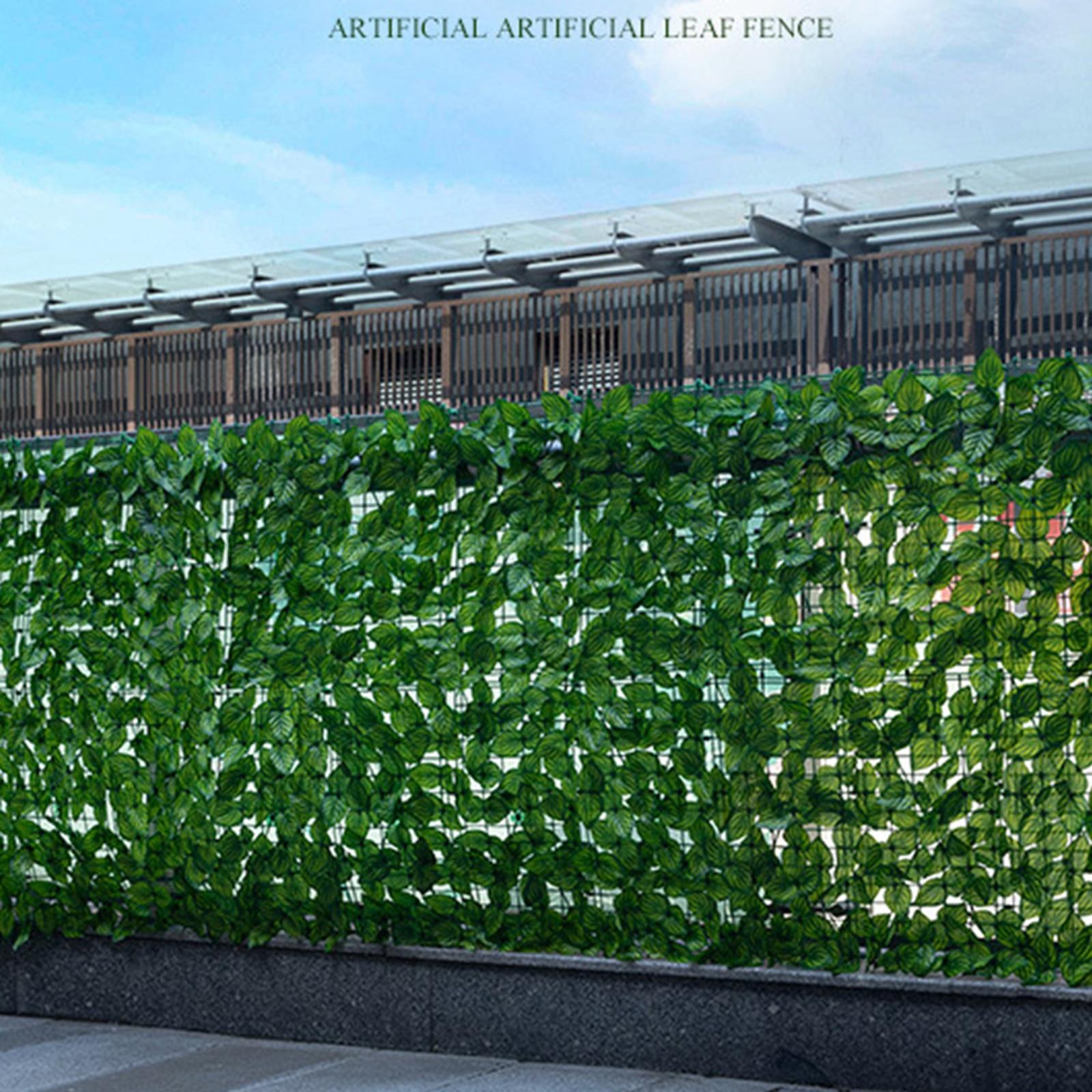 Trellis Privacy Fence Screen Outdoor Backyard Screening Panel Decor Ornament