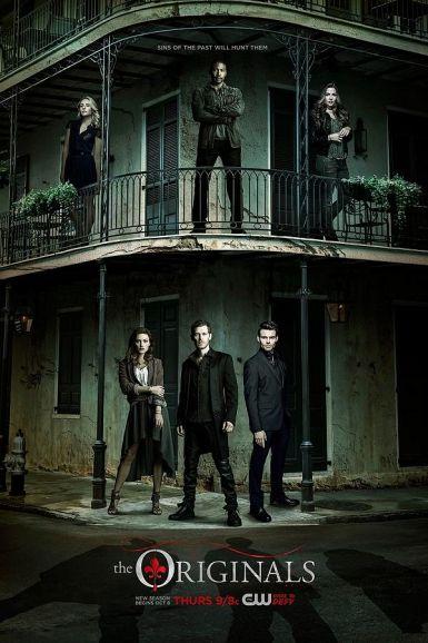 初代吸血鬼第三季