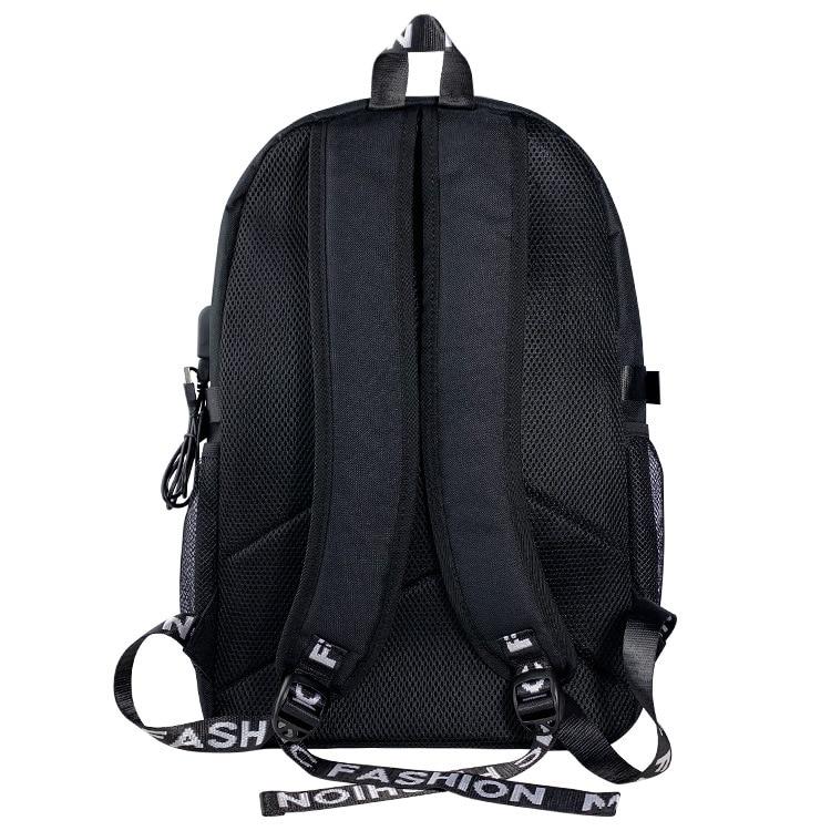 náilon mochilas escolares sacos de viagem sacos
