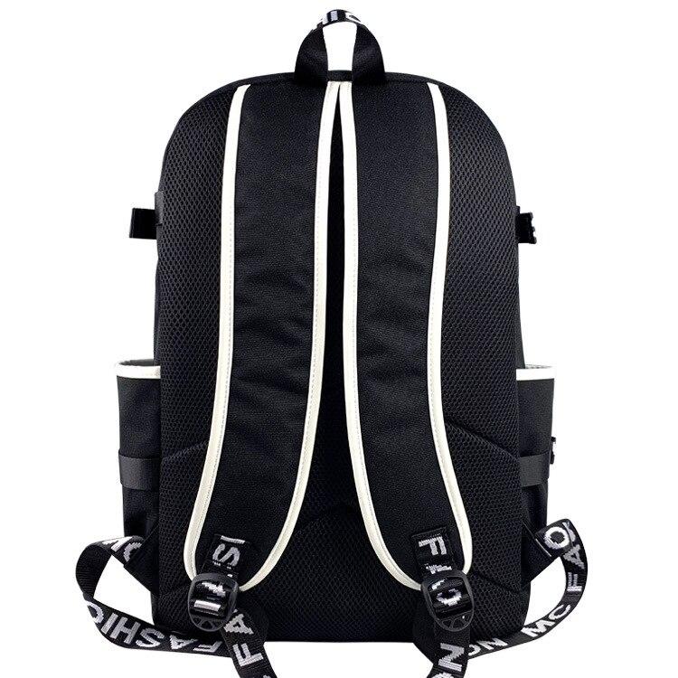 mochila teenages portátil saco de viagem bagpacks mochila casual adolescentes