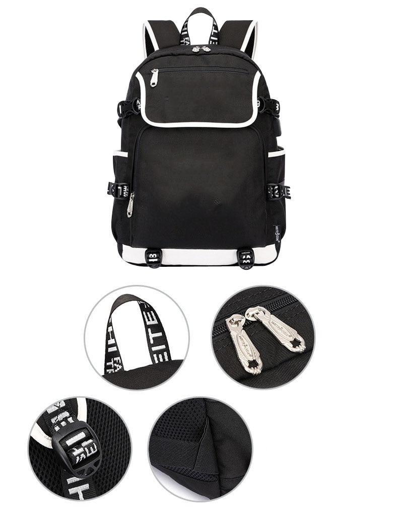 mochila saco de viagem livro sacos de