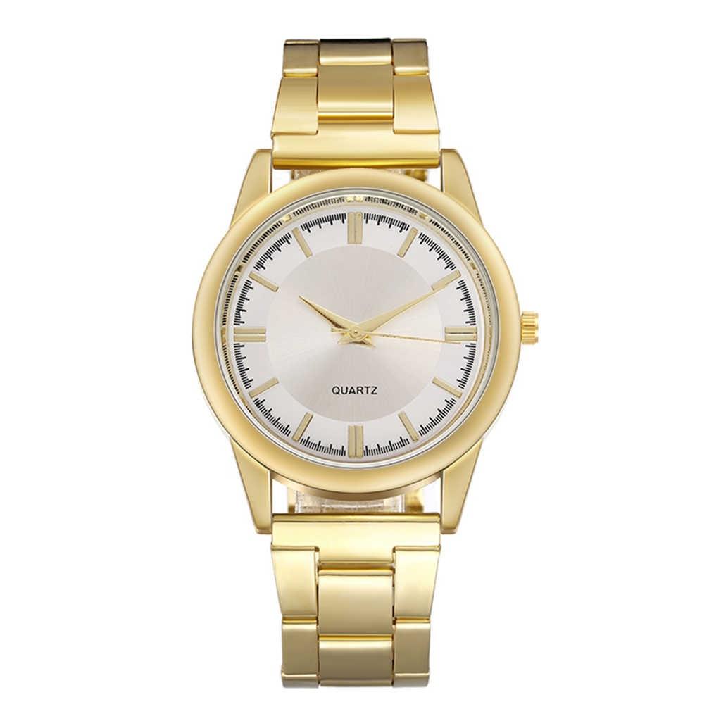 Luxury Gold 2021 New Men Quartz Beautiful Watch
