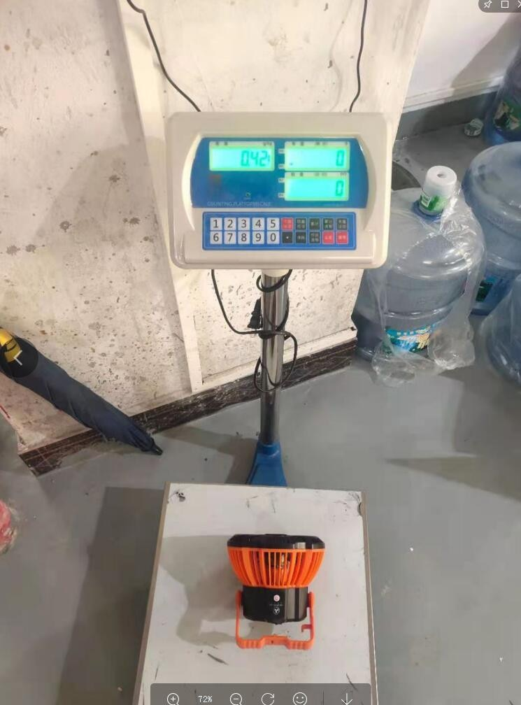 lustre mini operado mão ventilador refrigeração frete grátis