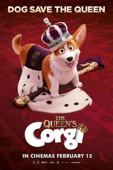 女王的柯基
