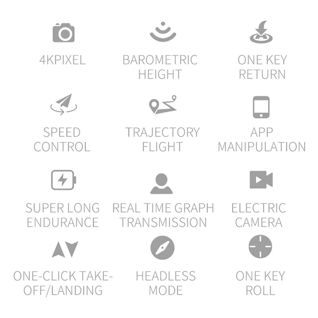 H27b6b88d8d29412e999ce86c85d70659A - Rc Drone 2.4g Wifi Remote Control Rc Drone Airplane Selfie Quadcopter With 4k Hd Camera Drone 4k Aviones De Fotografía Aérea
