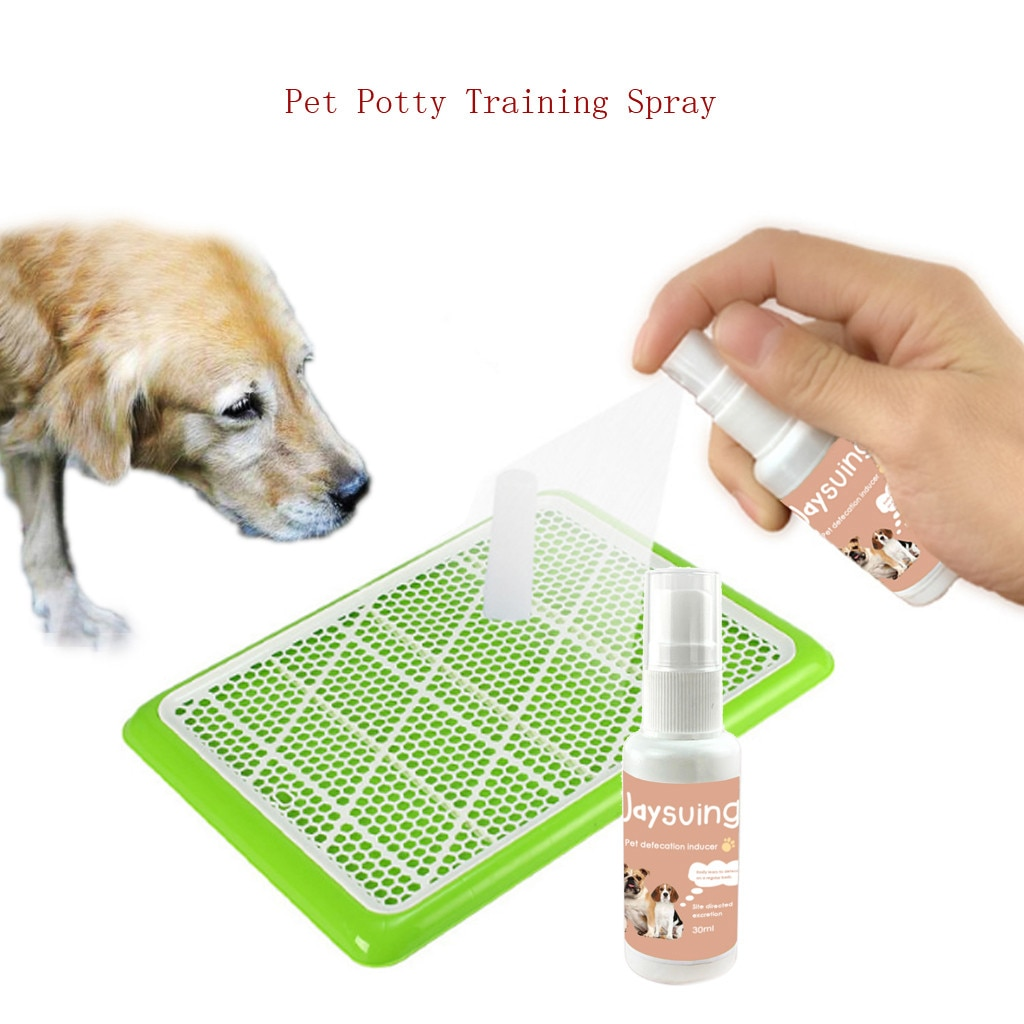 Pet Potty Here Training Spray