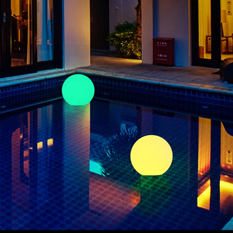 Venda quente energia solar led bola lâmpada