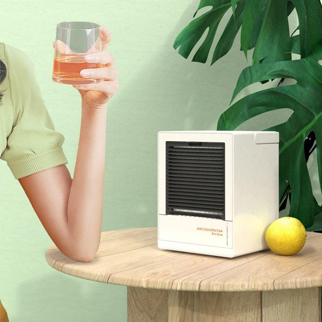 ventilador de ar condicionado removível casa inteligente