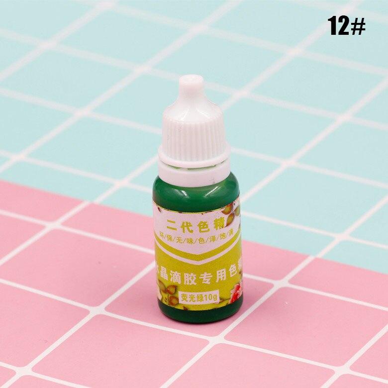 Pigmento de resina epóxi para tonificação, pigmento