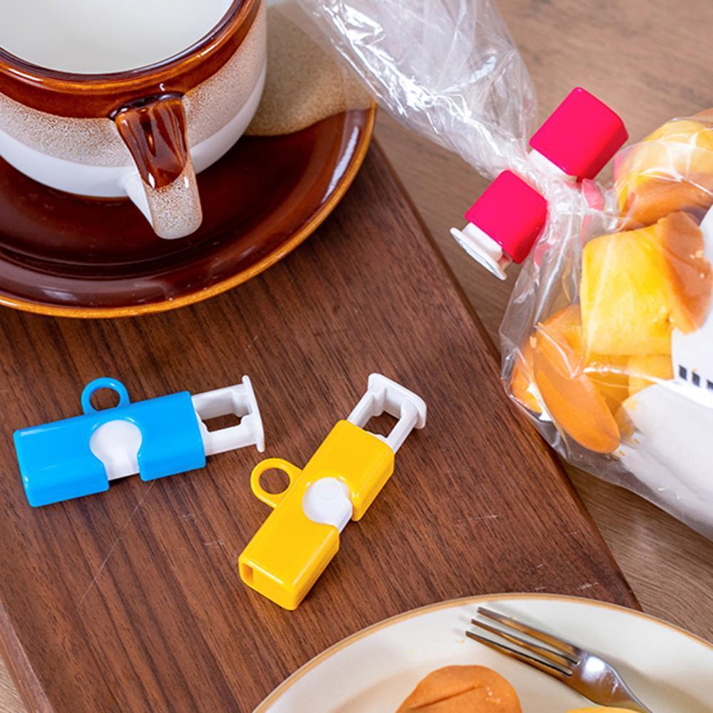 Universal Food Bag Sealer Clamp