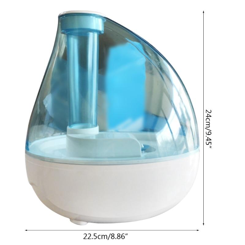 Humidificador de névoa fria-umidificador ultrassônico para o