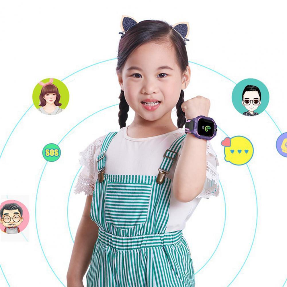 da bateria crianças relógio para casa monitor ao ar livre rastreador