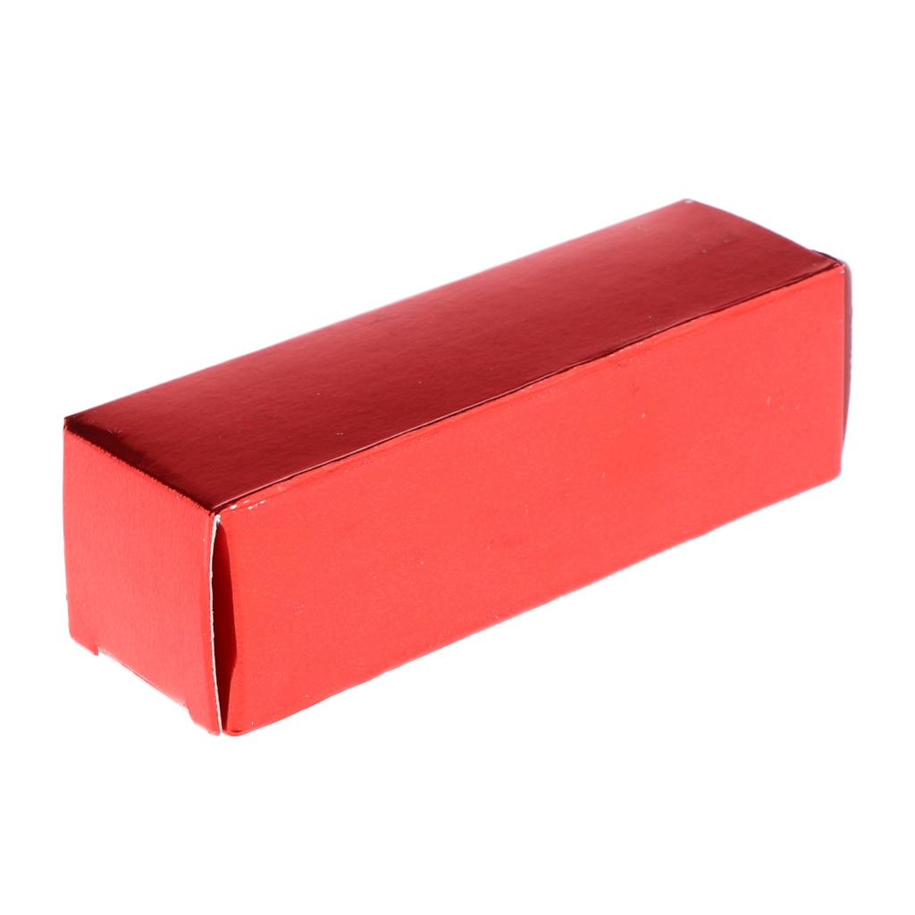 10x Craft Gift Paper Box for Lipstick Perfume Foldable Paper Packaging Boxes