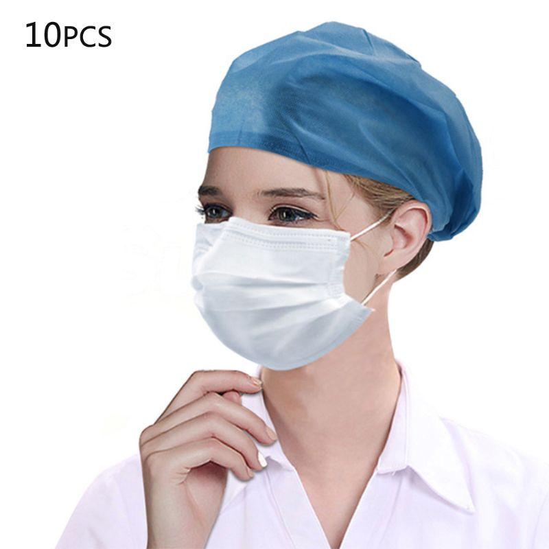 cabeça capa para médico enfermeira h9eb