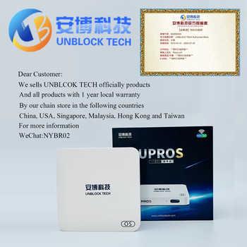 Latest GEN6 UPRO2 Free iptv TV BOX UBOX PRO PRO2 Free 1000+Channel