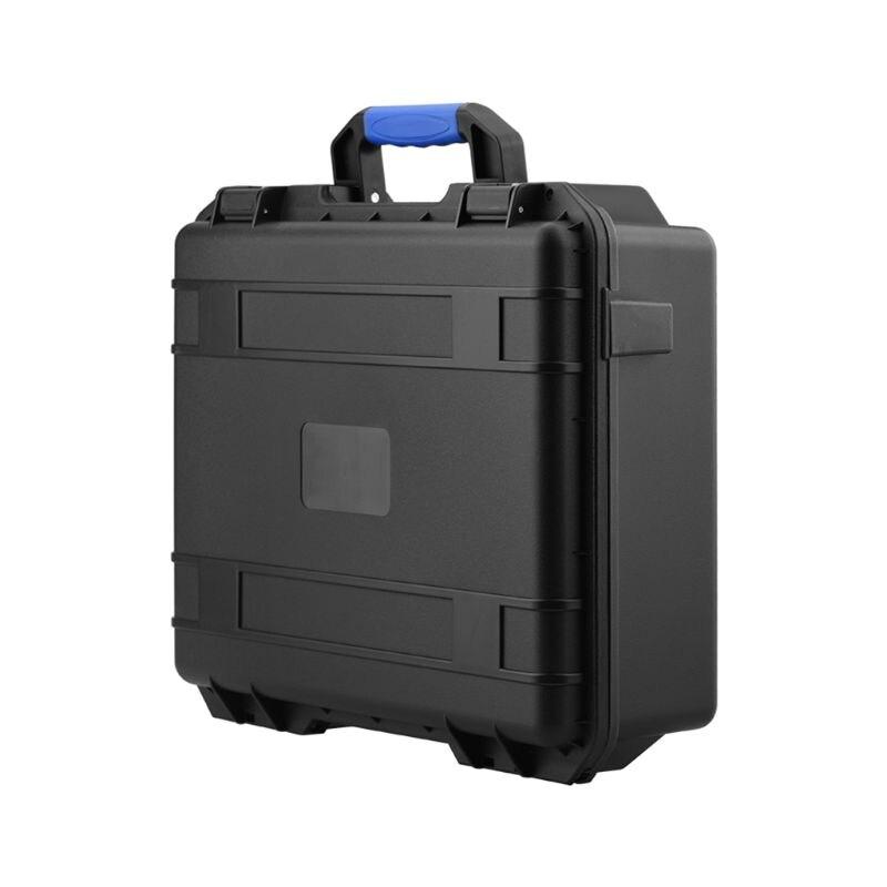 Caixa de armazenamento portátil mala à prova