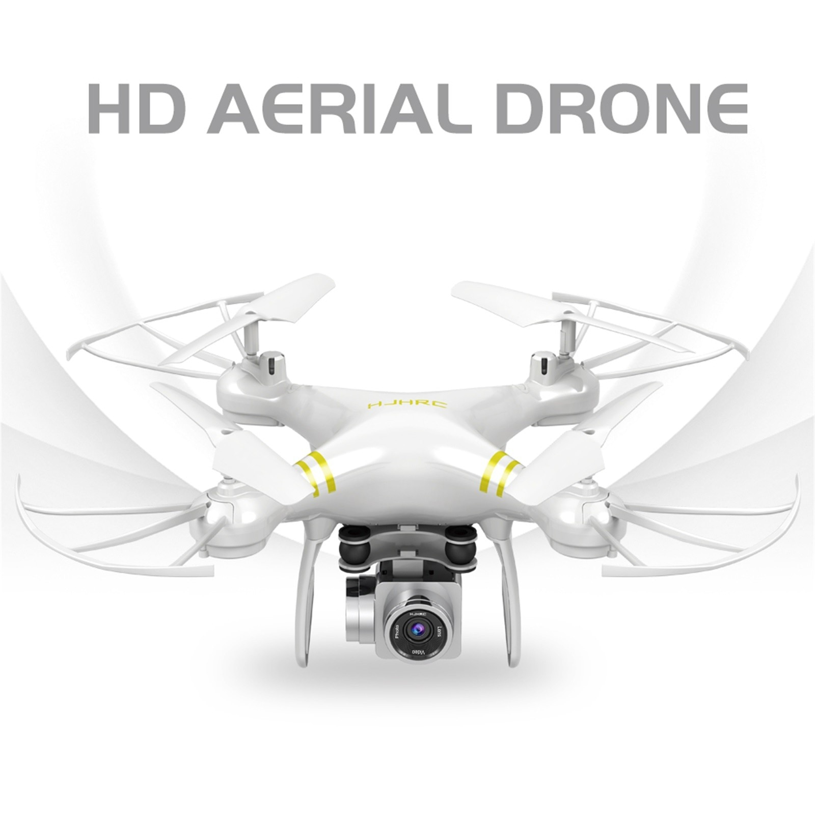 H6122f23f67ec4e1c923236d41cf4d102u - Hjhrc Four-axis Aerial Photography Aircraft Drone With Camera Hd 4k Wifi Fpv Foldable Drone Height Holding Headless Quadcopter