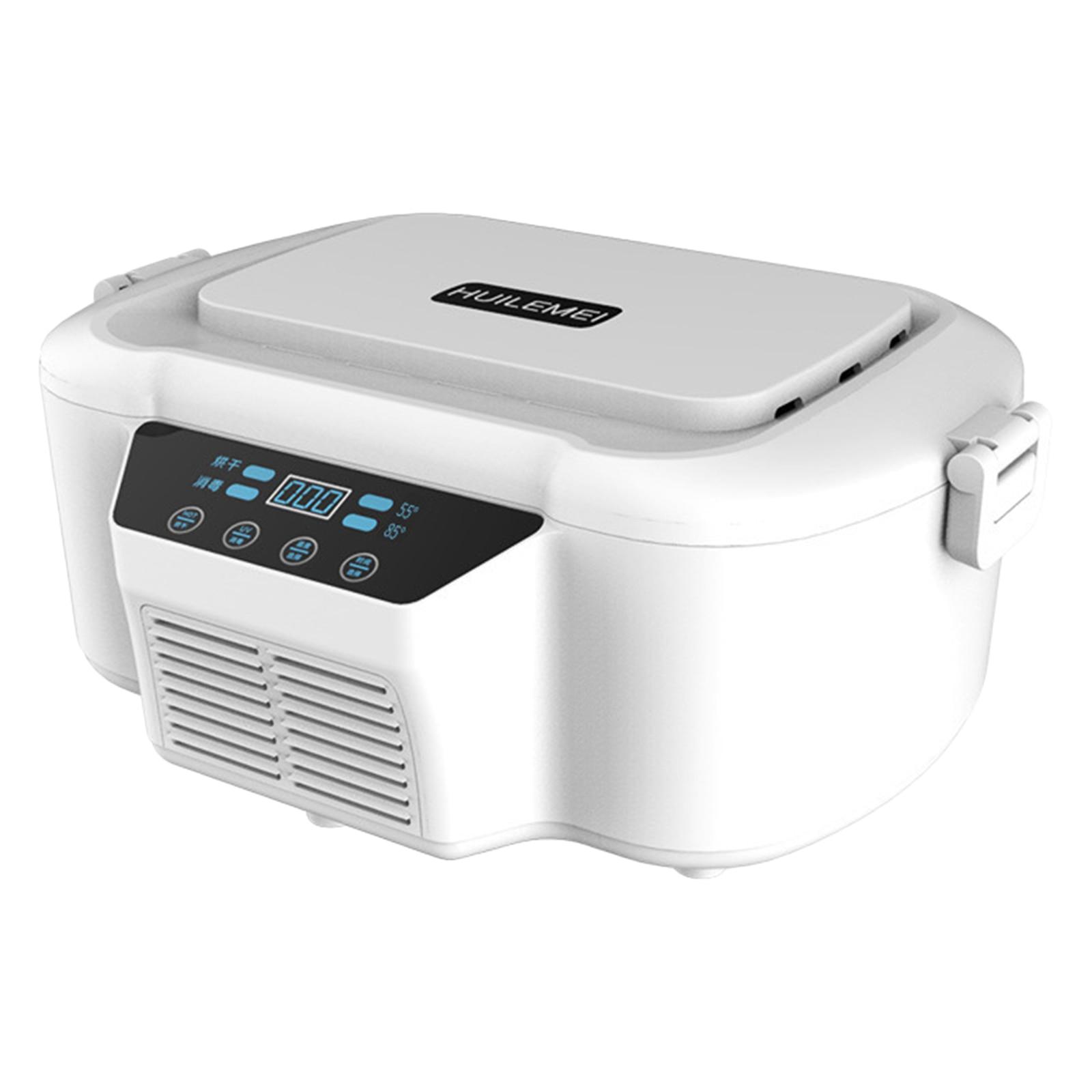 Sterilizer Box & Ozone Disinfection Ultraviolet Germicidal Lamp UV Sterilization Sanitizing for Baby Clothes,Underwear, Mask
