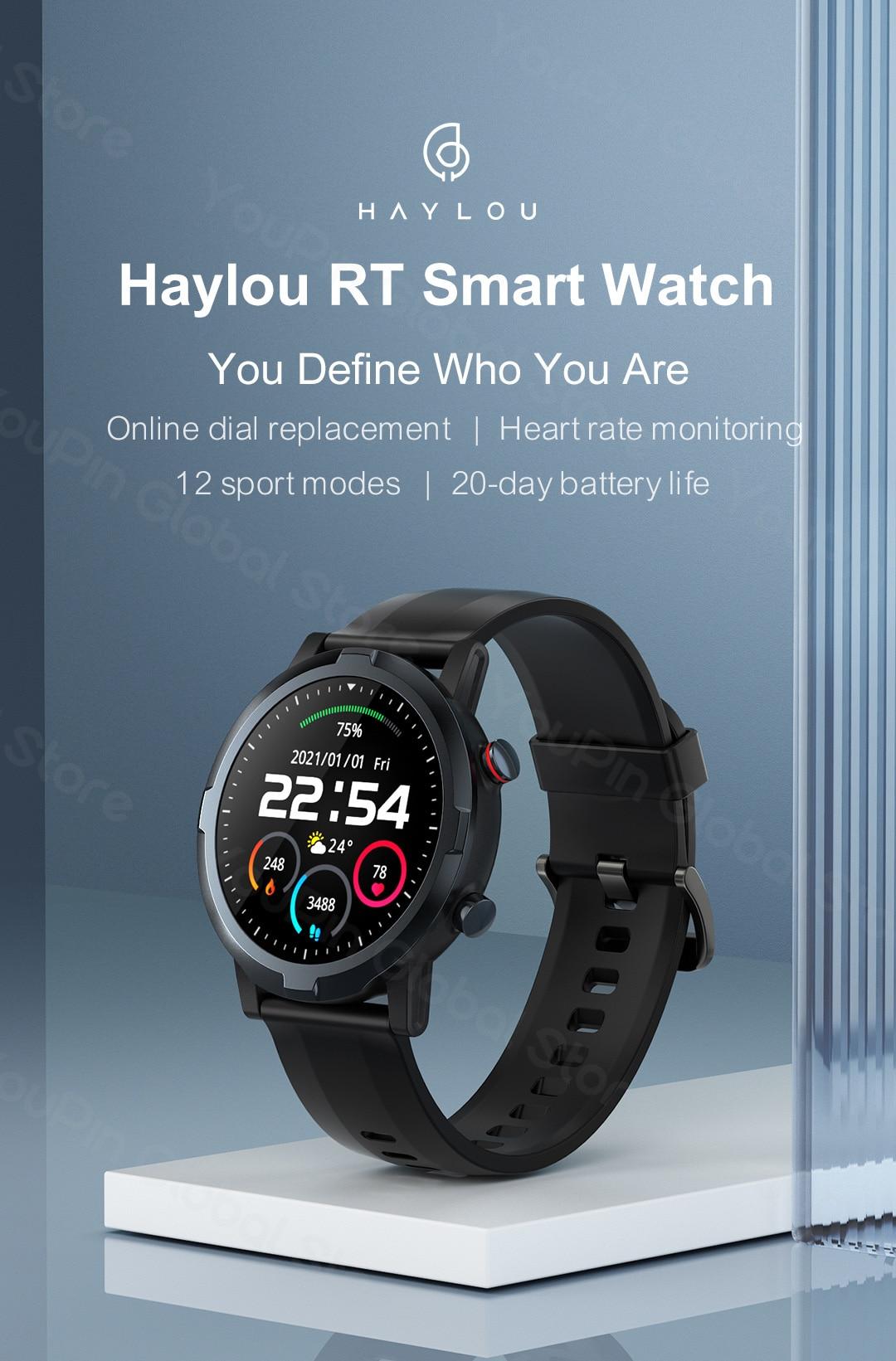 Haylou RT LS05S Smartwatch 7