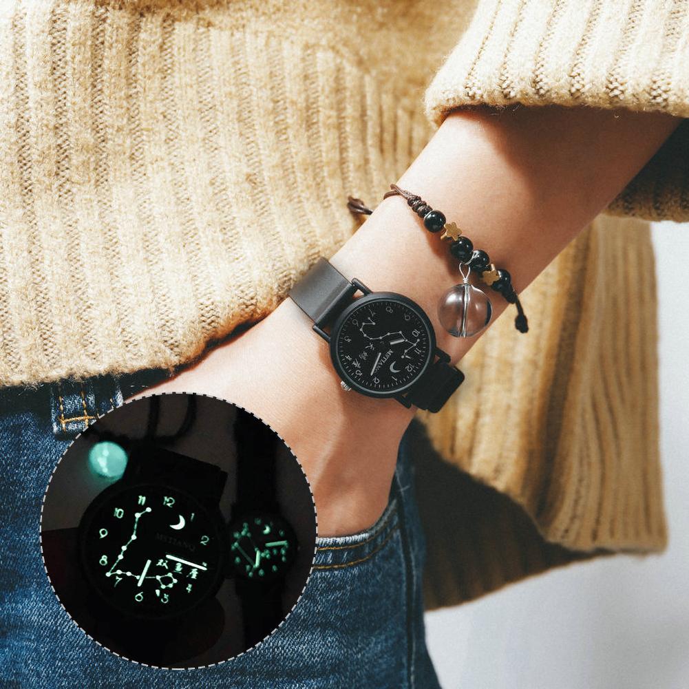 Women Beautiful Stylish Luminous Watch 2021