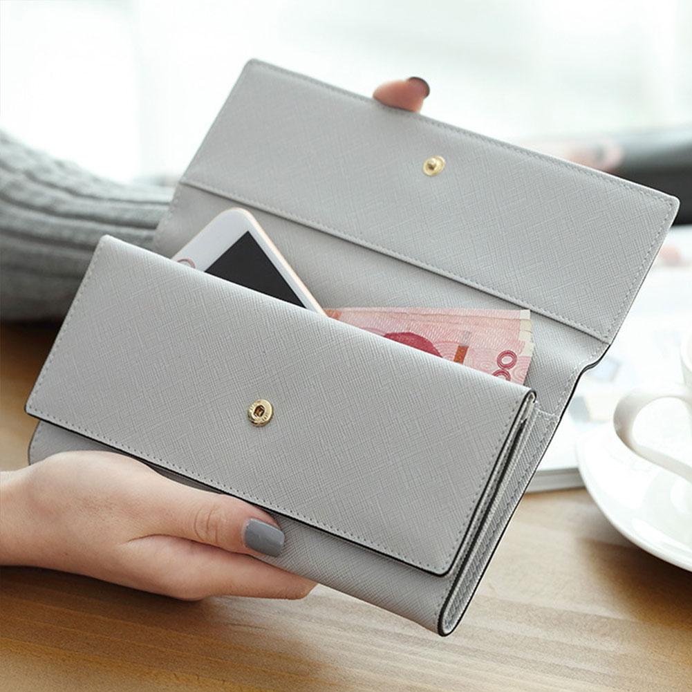 Multifunction multi-slot para cartão grande capacidade bolsa