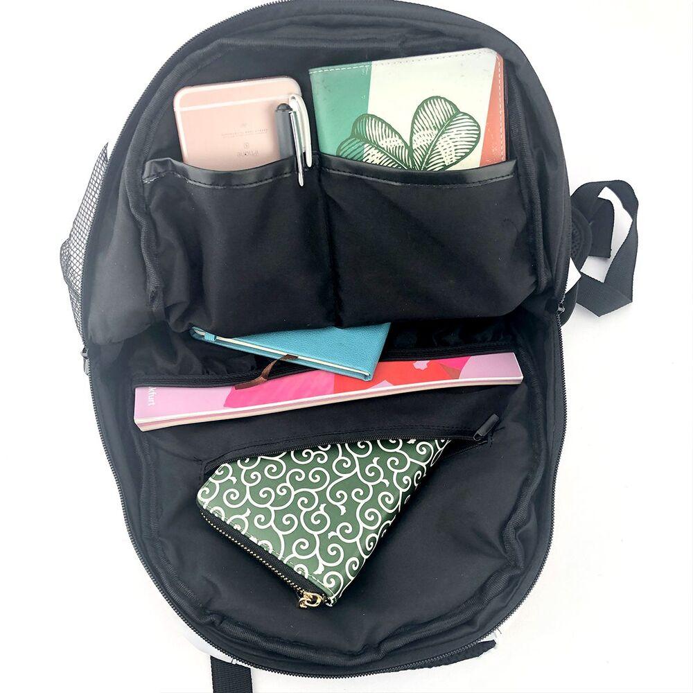 ar livre mochila de viagem personalidade estudante saco escolar presente mochila