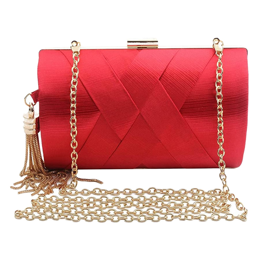 Women`s Elegant Pendant Evening Bag Purse Handbag for Wedding Night Out