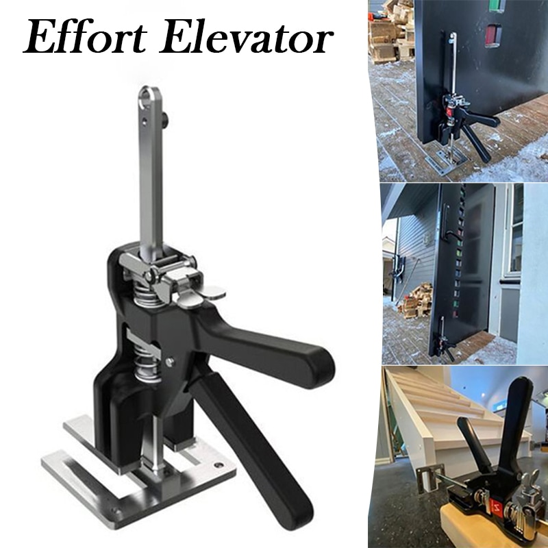 Herramienta de mano elevador de muebles y objetos multifuncional