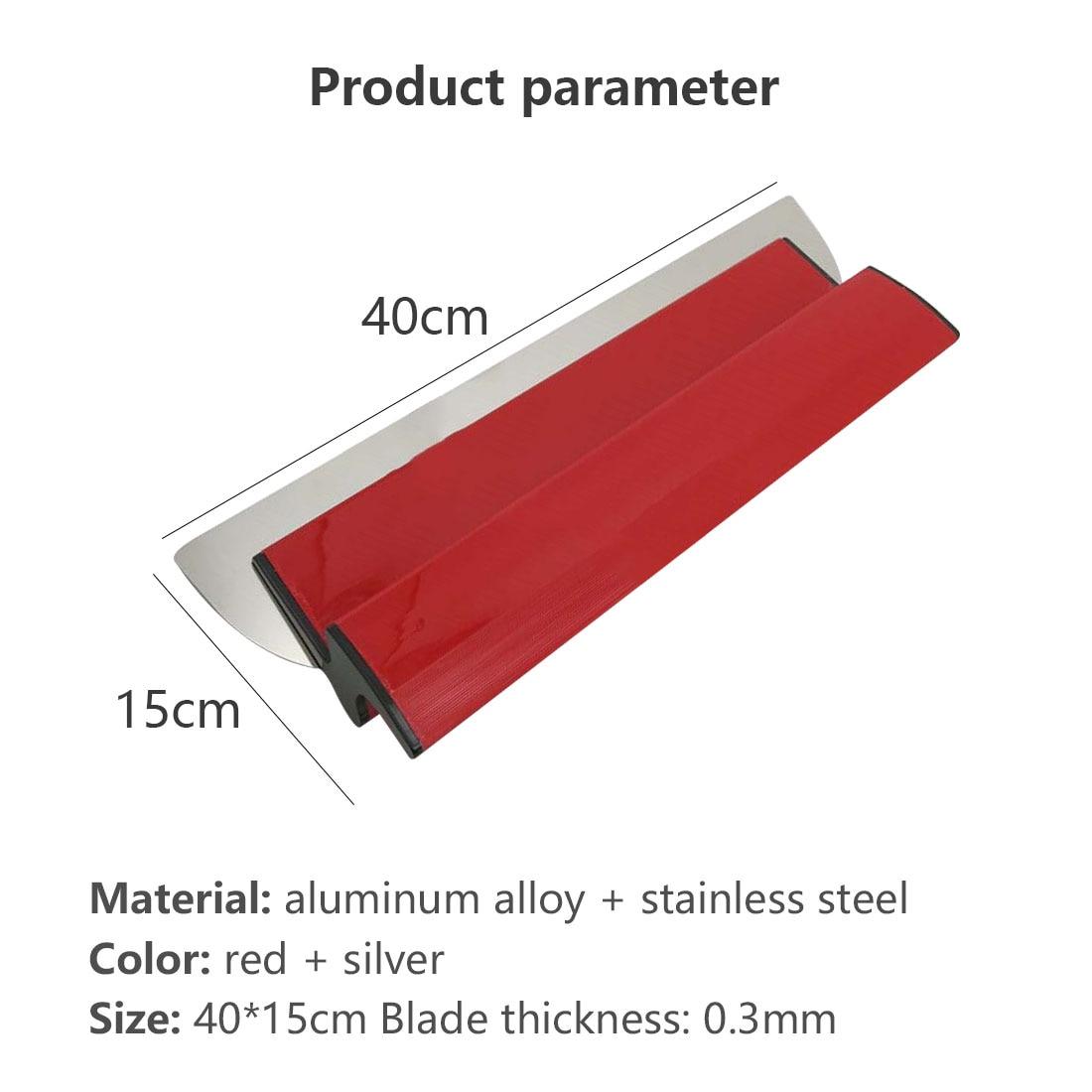 extrudado alumínio construção de aço inoxidável alto-impacto tampa final