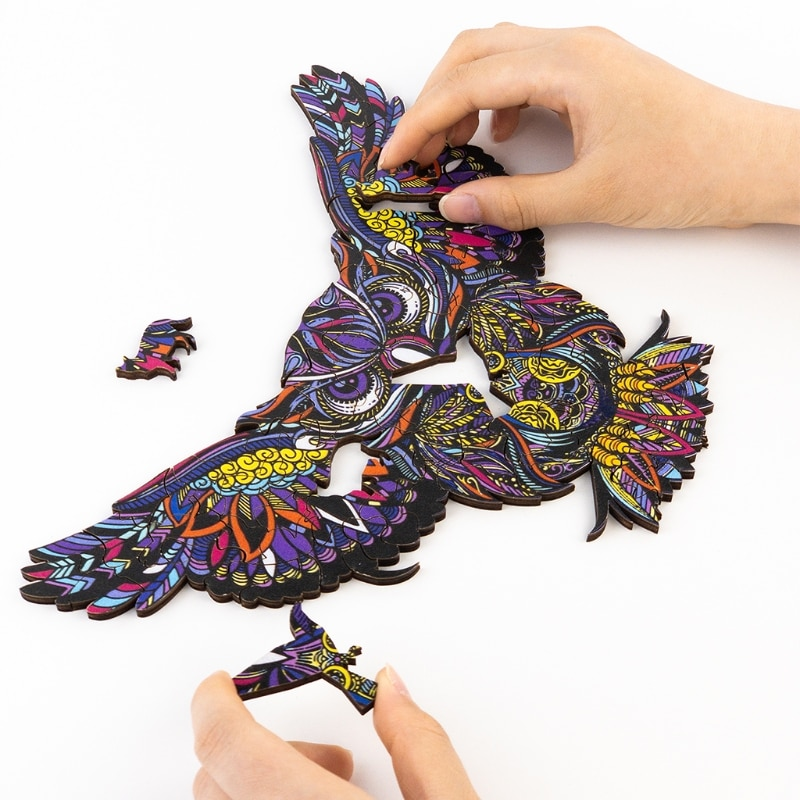 e em forma animal 3d, pintura decorativa