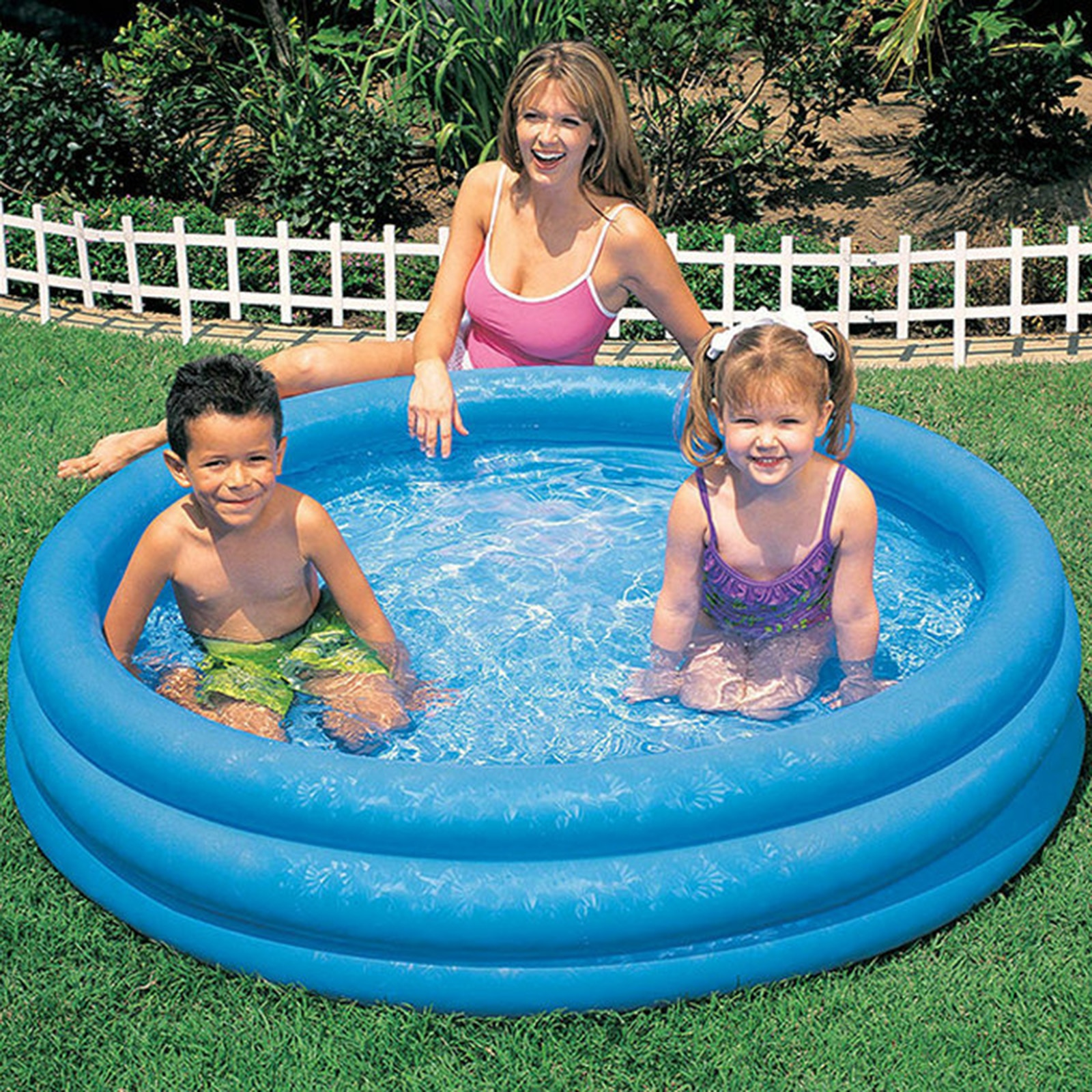 Summer Baby Inflatable Swimming Pool Baby Round Basin Bathtub Kid Water Play
