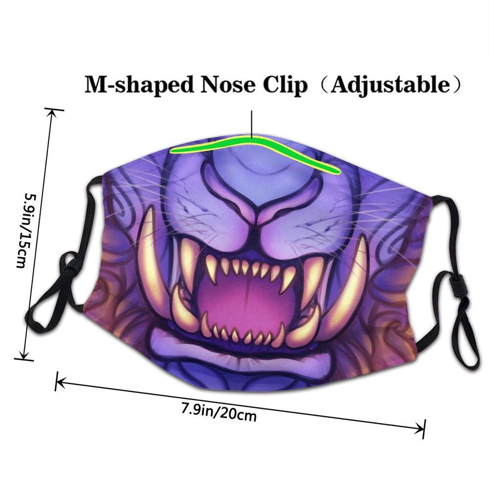 Masque Demon Japonais Lion Oni Créer Son T Shirt