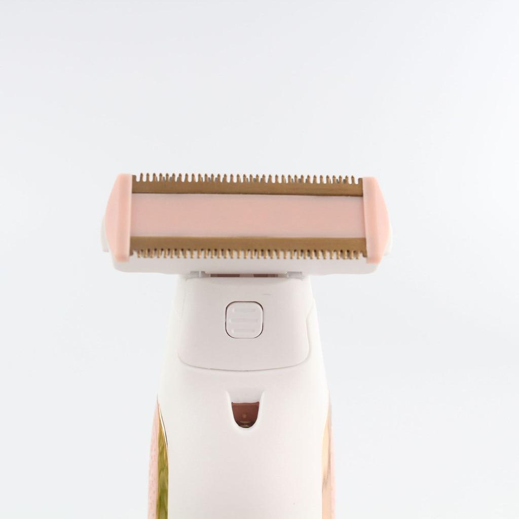 Depilador de depilação indolor máquina de barbear