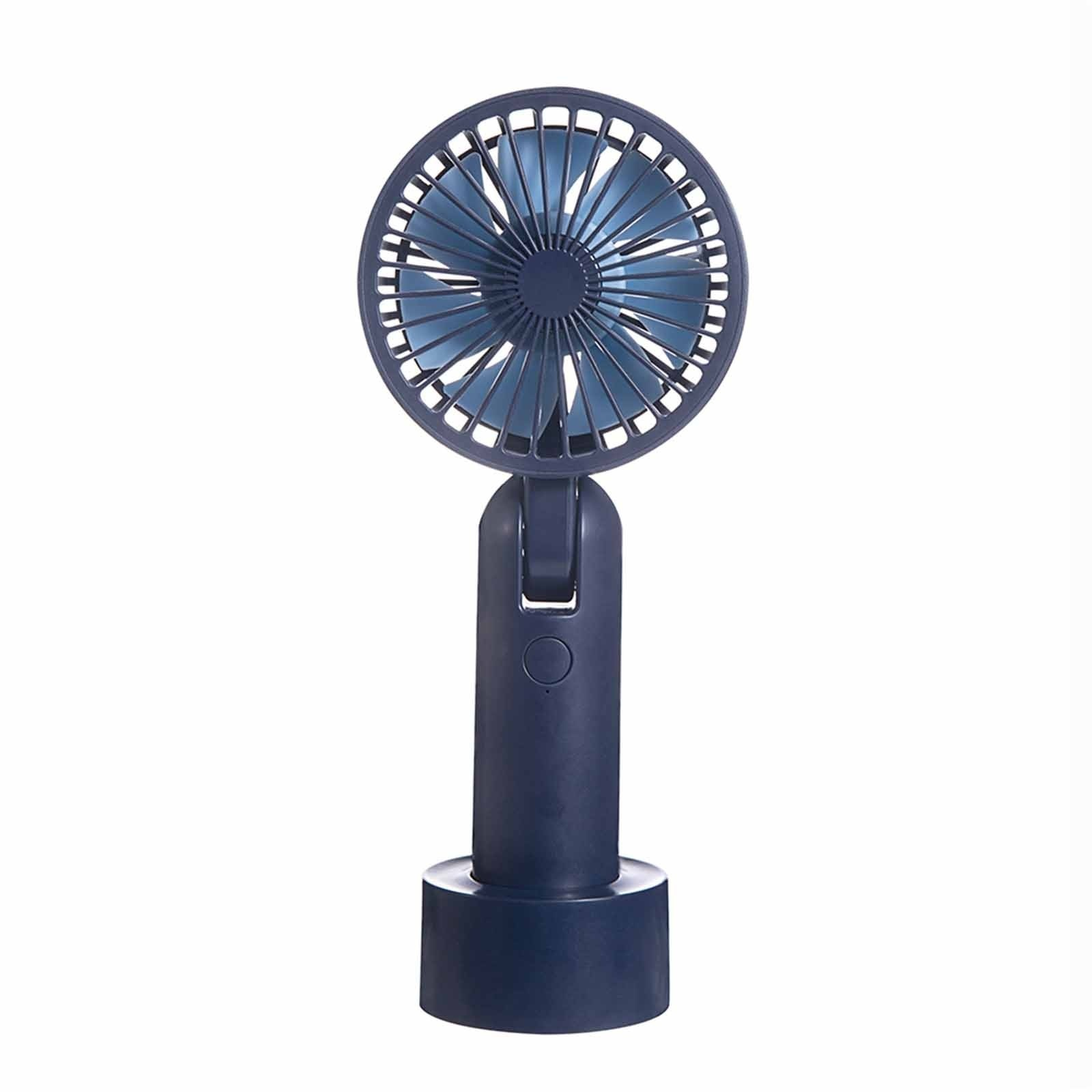 recarregável aparelhos de ventilador desktop refrigerador ar