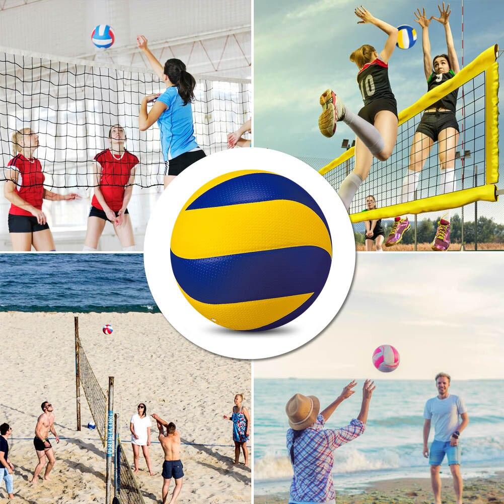 Gojiny Beach Volleyball Balls Size 4 for Outdoor//Indoor Children Training Practicing
