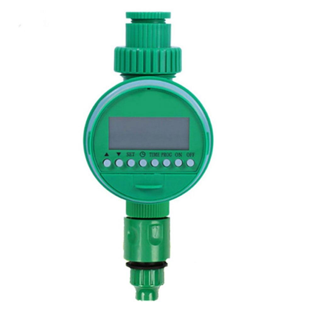 display lcd temporizador água solenóide