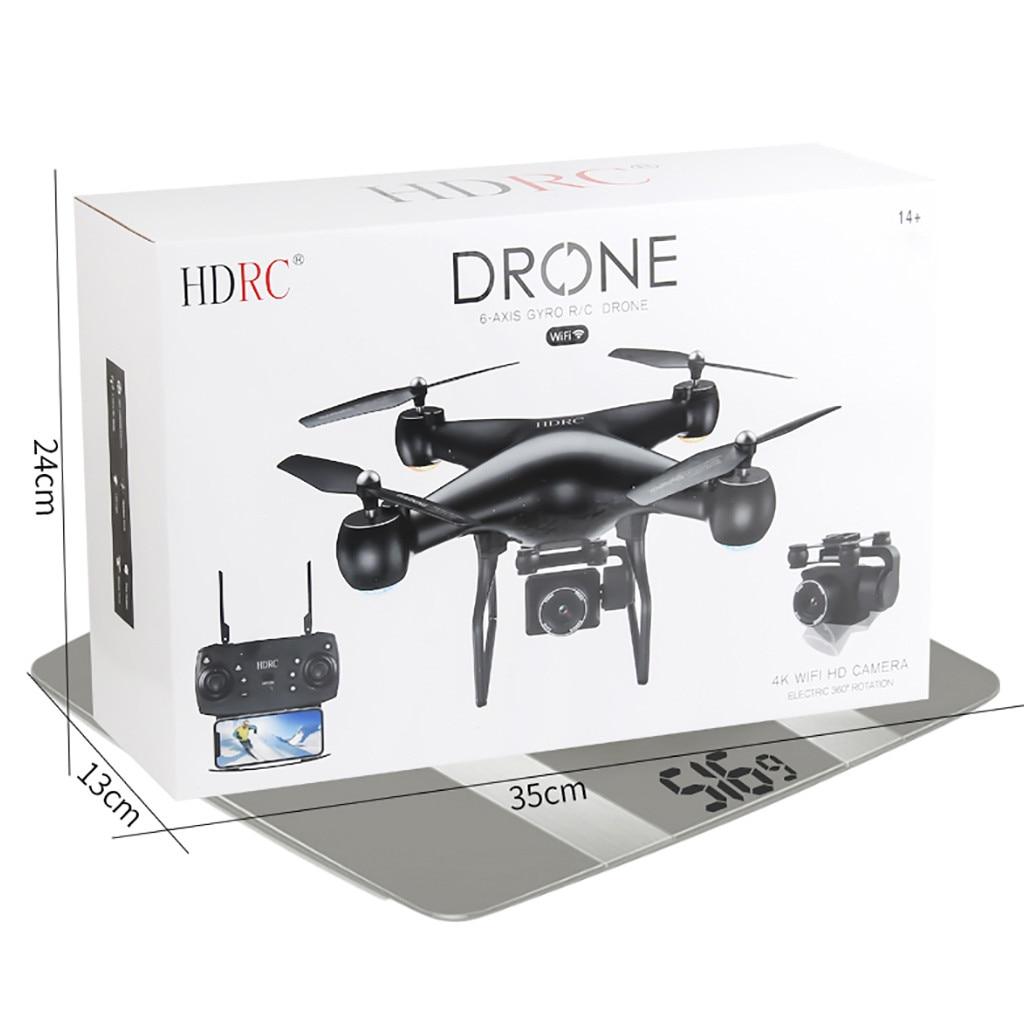 H876230b39a564eb2a726360cc8fe2d0cc - Rc Drone 2.4g Wifi Remote Control Rc Drone Airplane Selfie Quadcopter With 4k Hd Camera Drone 4k Aviones De Fotografía Aérea