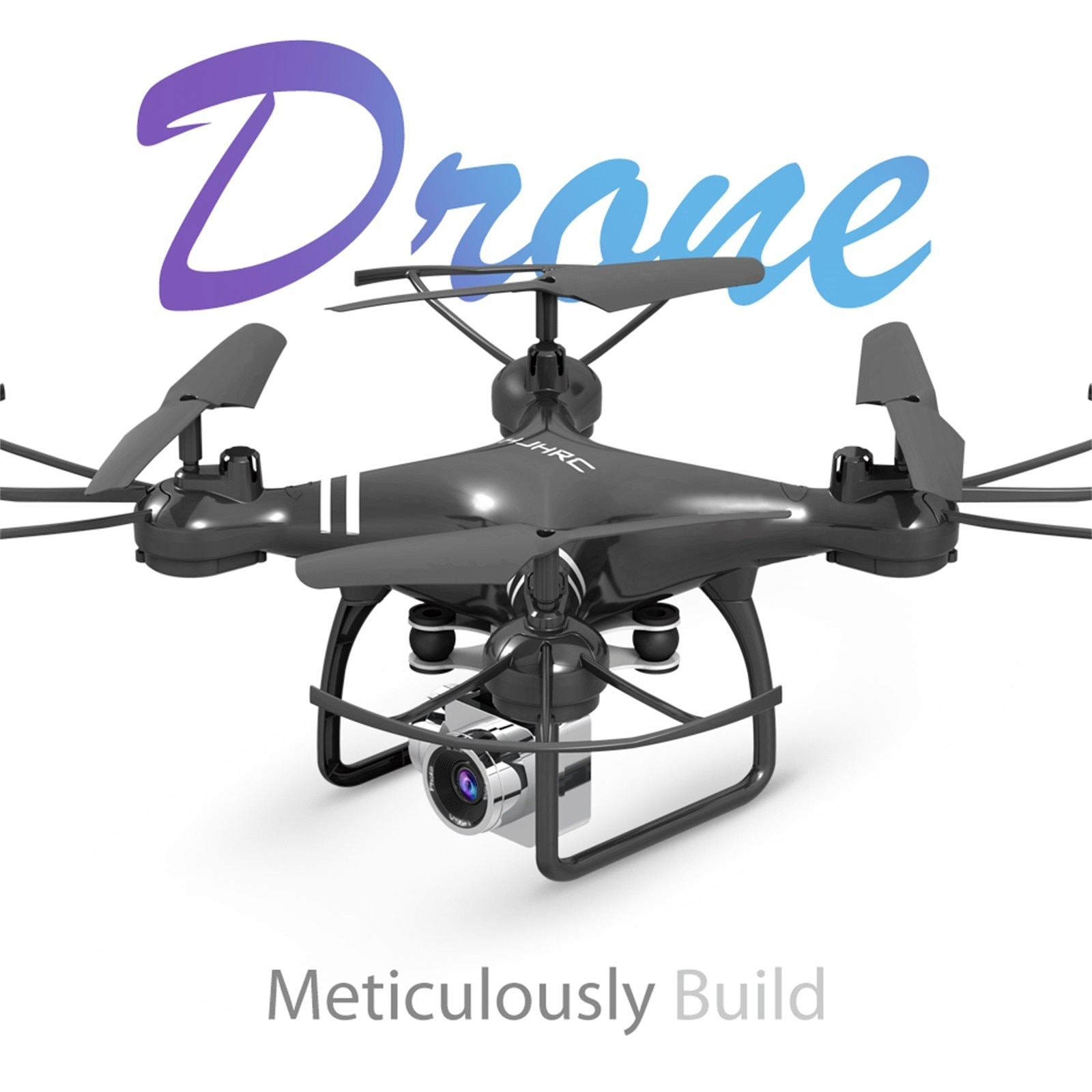 H88b4df497fe94e8099bba4f087dab206c - Hjhrc Four-axis Aerial Photography Aircraft Drone With Camera Hd 4k Wifi Fpv Foldable Drone Height Holding Headless Quadcopter