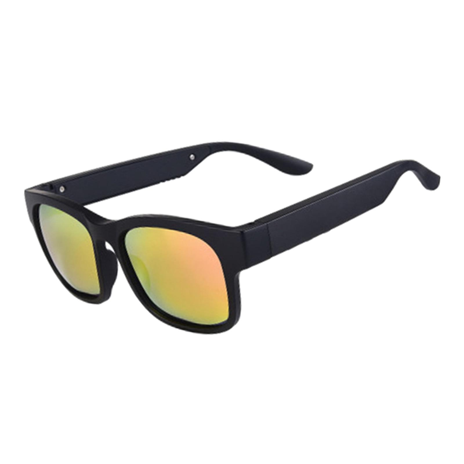 Óculos de condução óssea óculos de sol