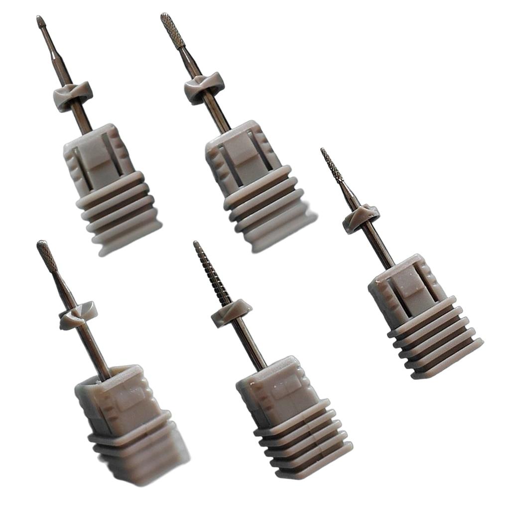 Nail Drill Bits for Acrylic Nails - Nail Drill Bit Professional Bits for Nails