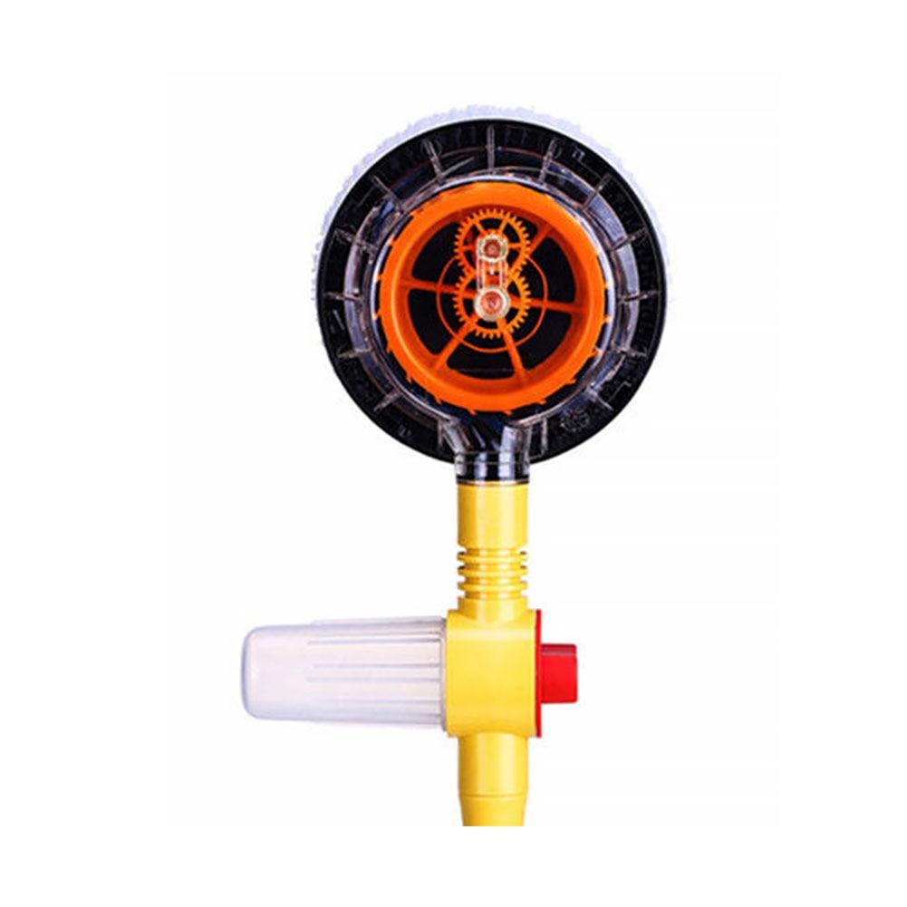 automático girar lavagem spray água cabeça redonda