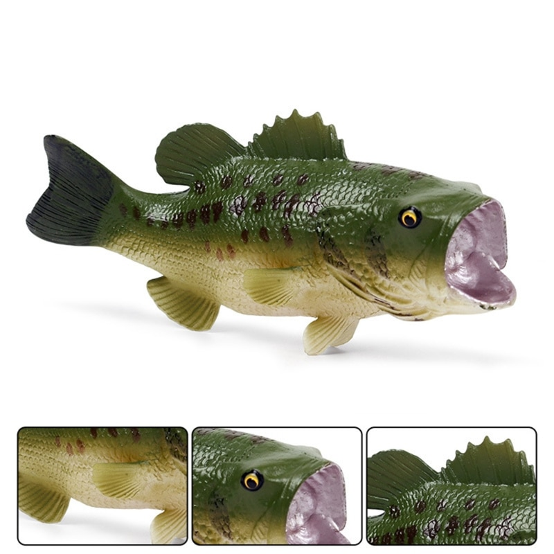 W3jf artificial realista peixe simulado modelo de