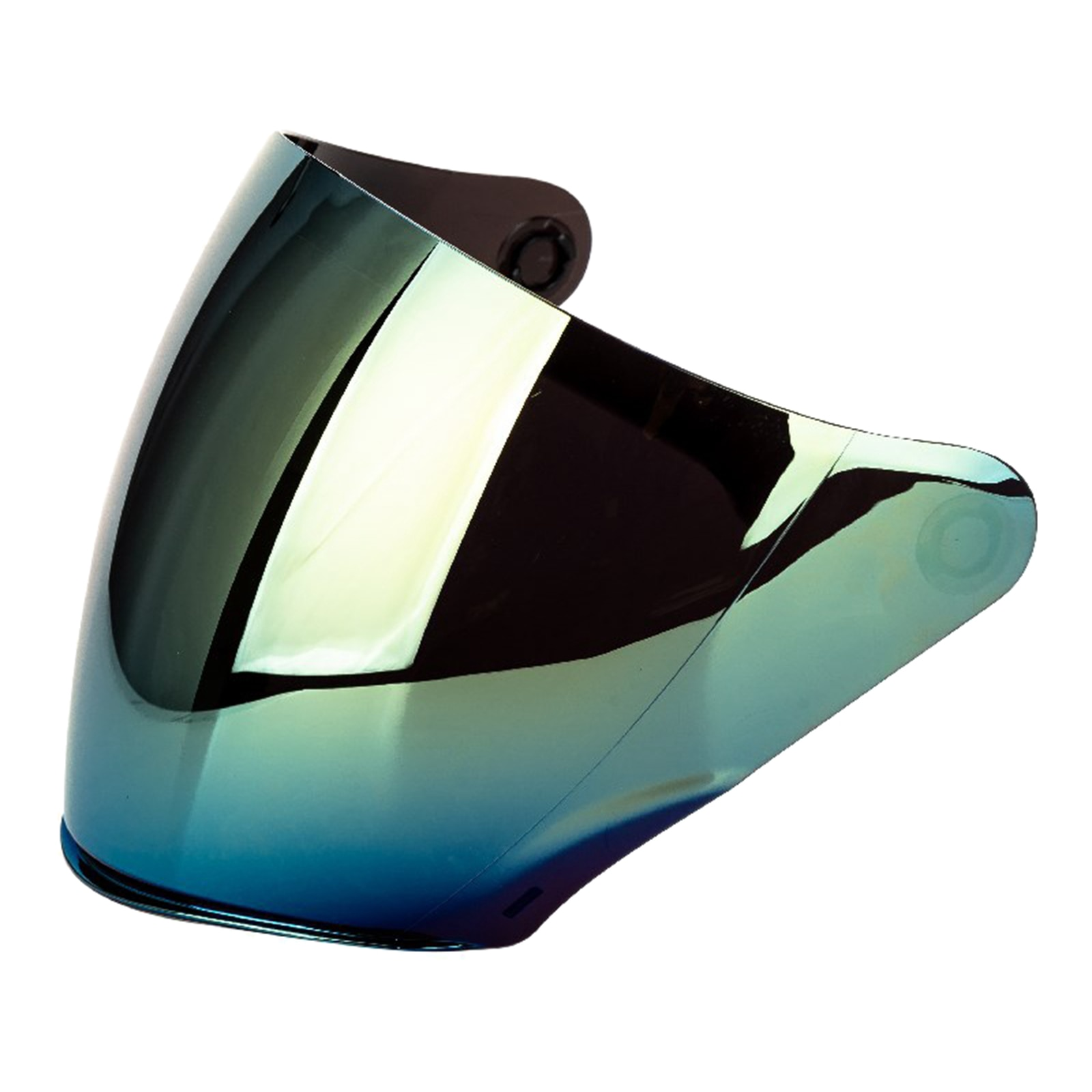 Open Face Motorcycle Helmets Visor Wind Shield Accessories for KYT NFJ