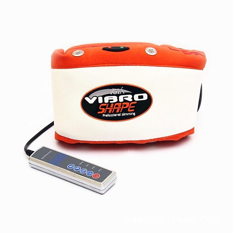 Máquina de vibração de fitness massageador portátil