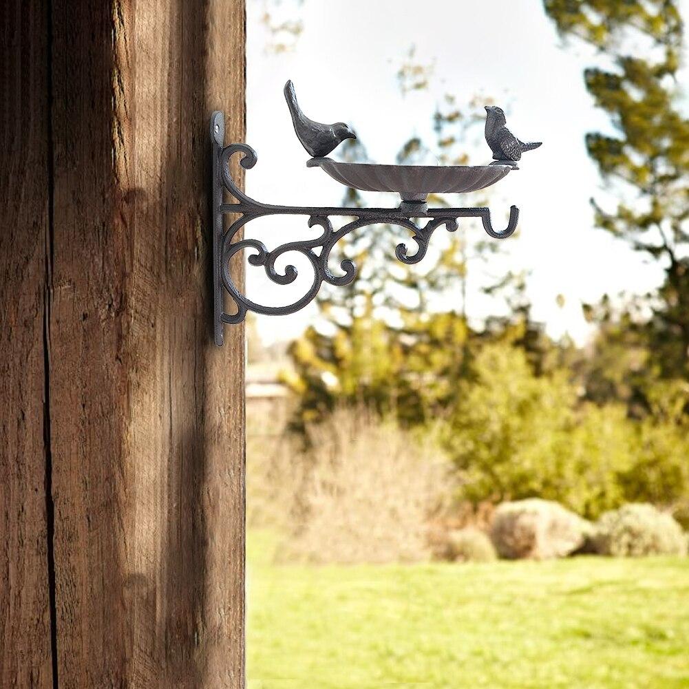 fácil instalar alimentador pássaro jardim ao ar