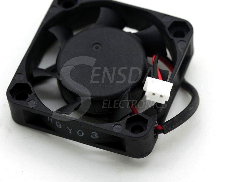 Delta EFB0412LA 4cm best silent quiet 40mm fan 4010 12V 0.08A cpu computer inverter cooling axial cooler