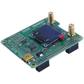 MMDVM_HS_Dual_Hat Duplex MMDVM Hotspot P25 DMR YSF NXDN Pi Revision