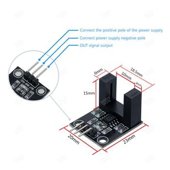 F249 4 PIN Infrared Speed Sensor Module For Arduino/51/AVR/PIC